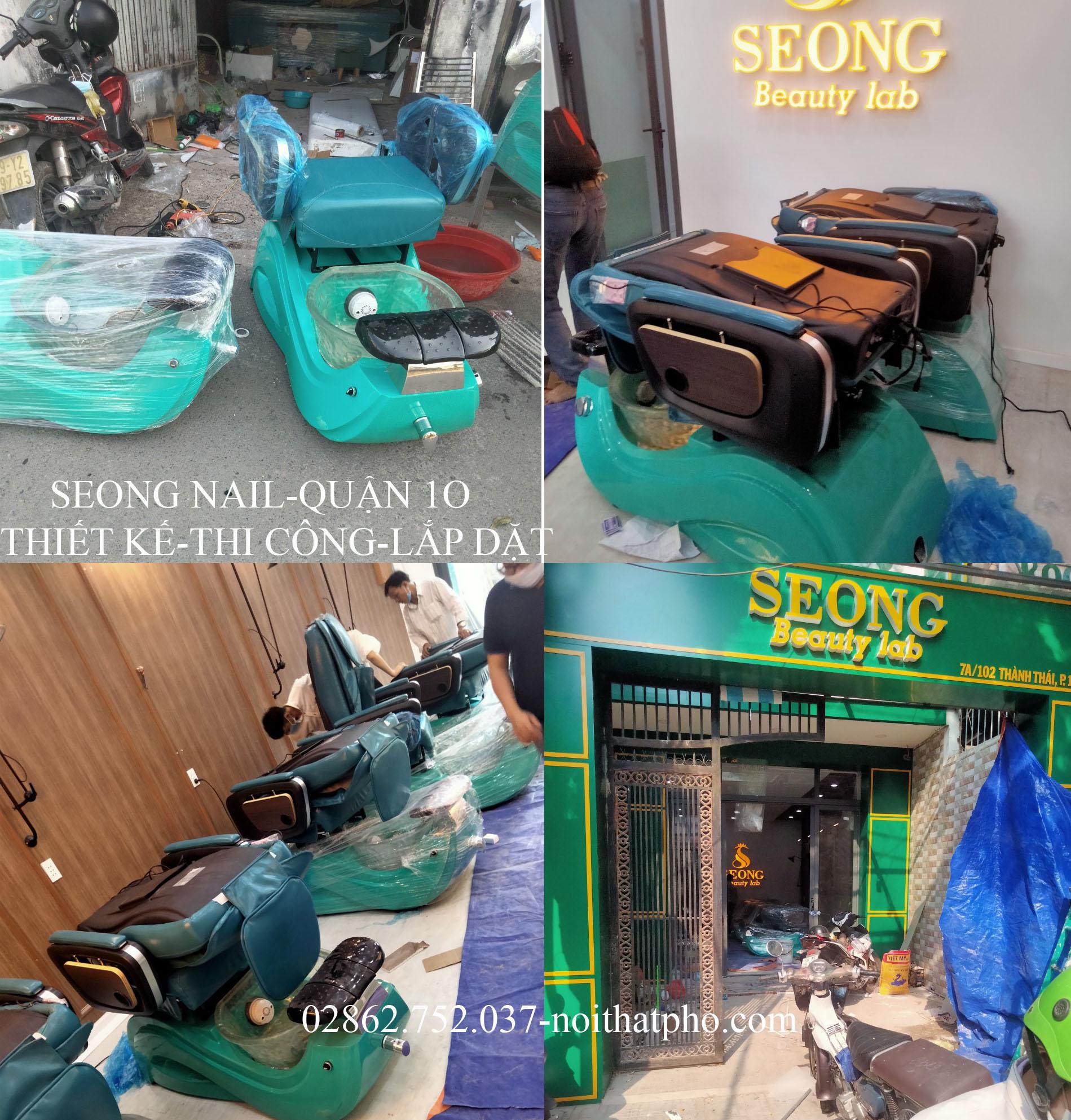+6 Yếu tố quan trọng không thể bỏ qua nếu mở tiệm Nail tại Việt Nam