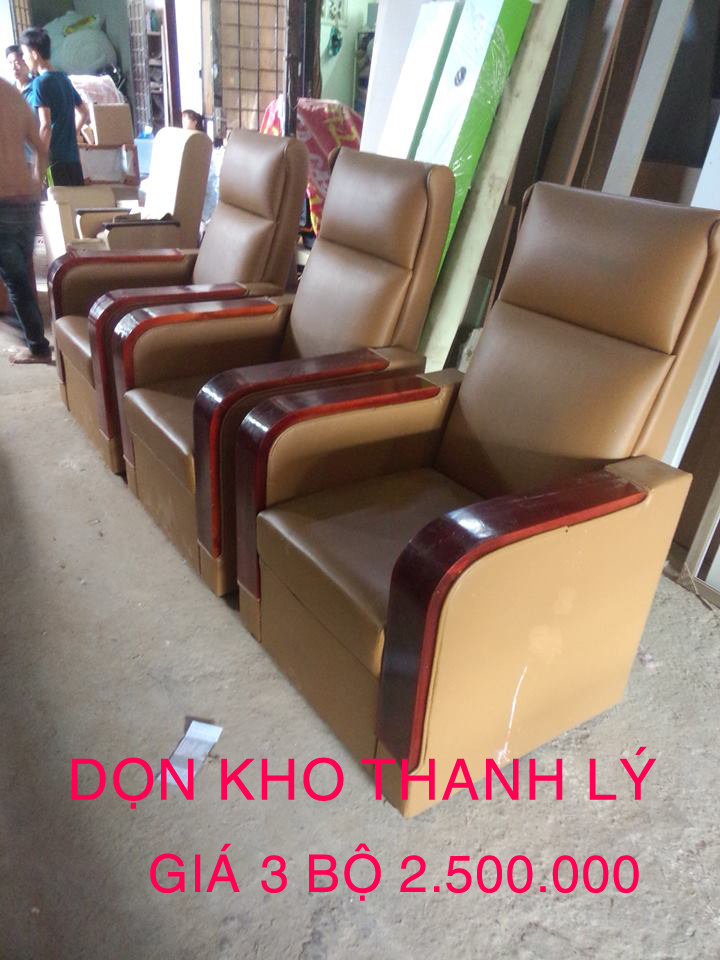 GHE NAIL - LUNG CAO - TAY GO