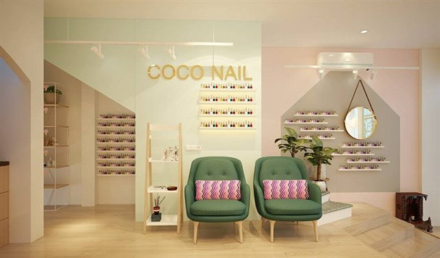 2. CoCo Nails & Beauty 3