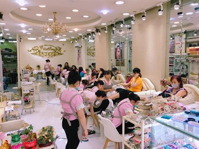 5. Jolie Pang Nail Salon 1