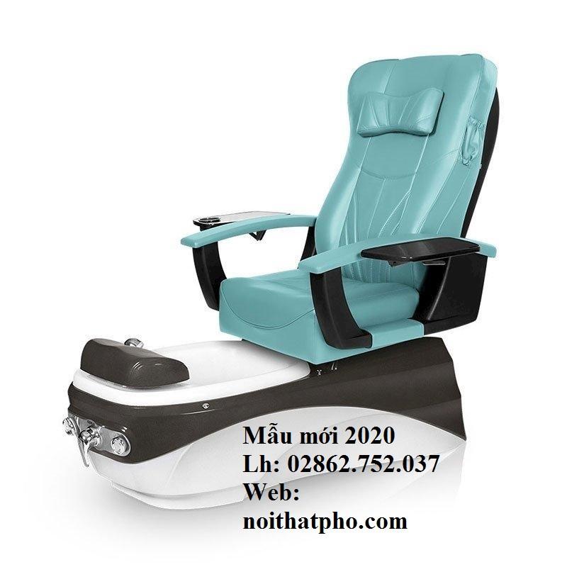 GHẾ NAIL NHẬP KHẨU MỚI  NHẤT 2020