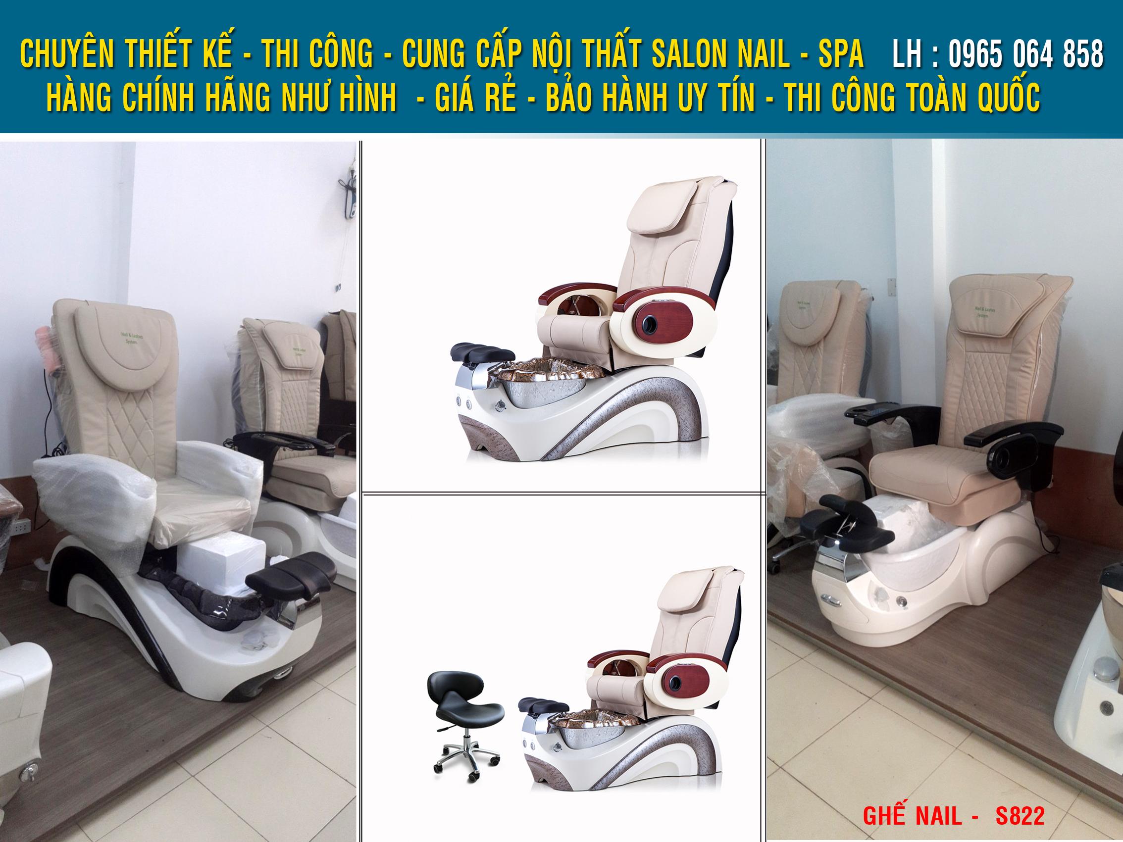 GHE-NAIL-S822